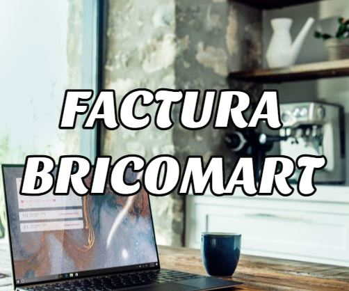 factura bricomart