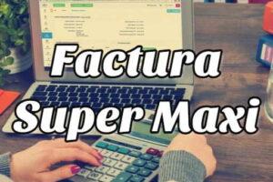 Cómo Obtener la Factura Supermaxi