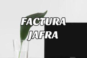 Cómo Bajar la Factura Jafra