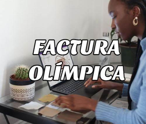 bajar factura olímpica