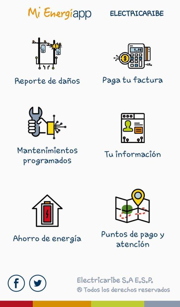 Electricaribe al alcance de tu mano con MiEnergíApp | Guepardo Guajiro