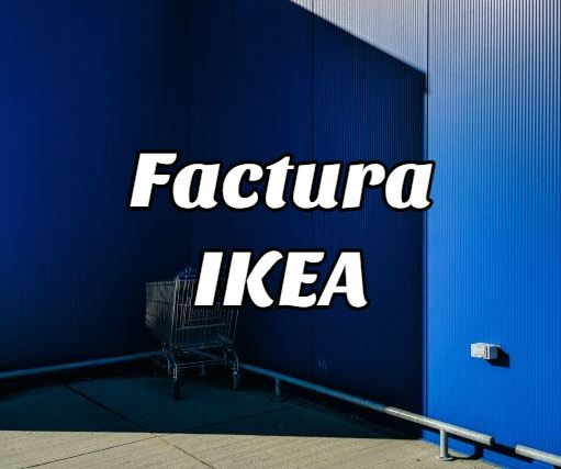 factura Ikea