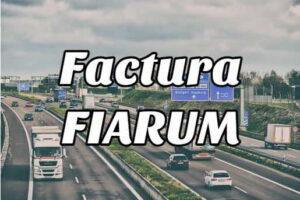 Cómo Bajar la Factura Fiarum