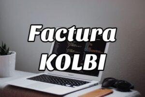 Cómo Sacar la Factura Kolbi