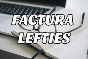 Cómo Bajar la Factura Lefties