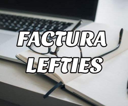 factura lefties